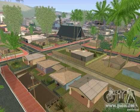 Neue Texturen von Los Santos für GTA San Andreas zehnten Screenshot