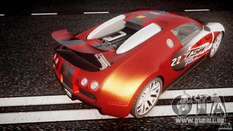 Bugatti Veyron 16.4 v1 für GTA 4 Innen
