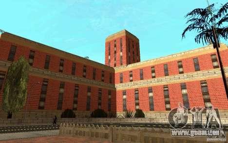 Neue Texturen für das Krankenhaus in Los Santos für GTA San Andreas sechsten Screenshot