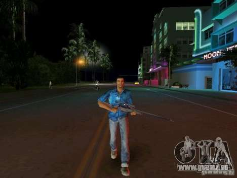 Tommy Vercetti BETA Modell für GTA Vice City Screenshot her