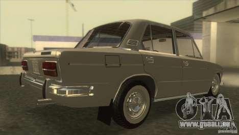 Resto 2103 VAZ pour GTA San Andreas vue de droite