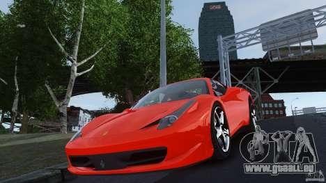 PhotoRealistic ENB V.2 pour GTA 4 neuvième écran