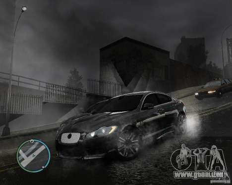 Jaguar XF-R pour GTA 4