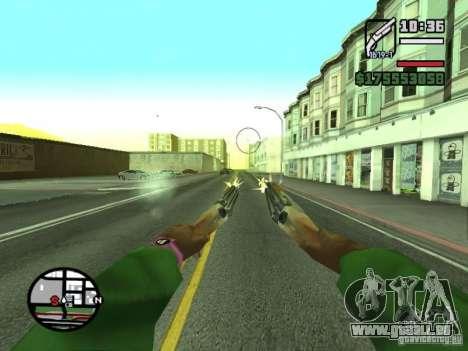 Erste Person (First-Person-mod) für GTA San Andreas zwölften Screenshot