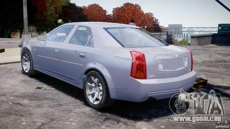 Cadillac CTS pour GTA 4 est un côté
