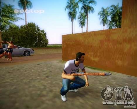 Mosin-Nagant für GTA Vice City siebten Screenshot