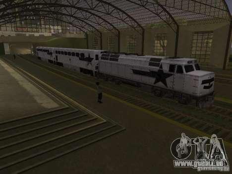 Lebendige Raum v1. 0 für GTA San Andreas achten Screenshot