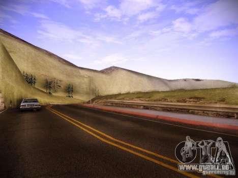 New ENBSeries pour GTA San Andreas troisième écran