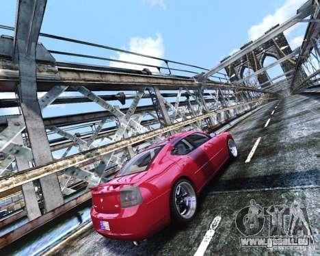 Dodge Charger RT 2006 für GTA 4 Innenansicht