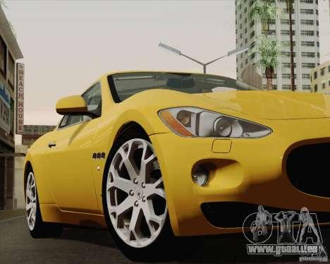 Optix ENBSeries für mittlere PC für GTA San Andreas sechsten Screenshot