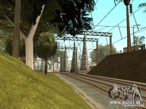 Kontakt im Netzwerk 2 für GTA San Andreas her Screenshot