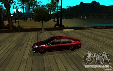 ENB pour n'importe quel ordinateur pour GTA San Andreas onzième écran