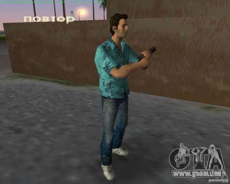 Nouvelle Colt 45 GTA Vice City pour la deuxième capture d'écran