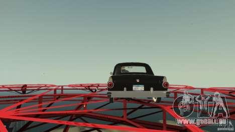 Smith Thunderbolt Mafia II für GTA 4 Rückansicht