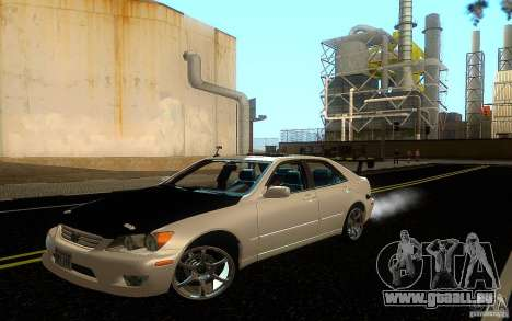 Lexus IS300 Drift für GTA San Andreas