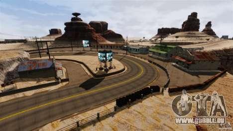 Ambush Canyon für GTA 4 dritte Screenshot