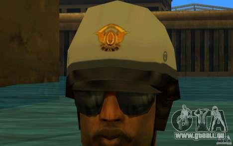HQ skin lapdm1 pour GTA San Andreas deuxième écran