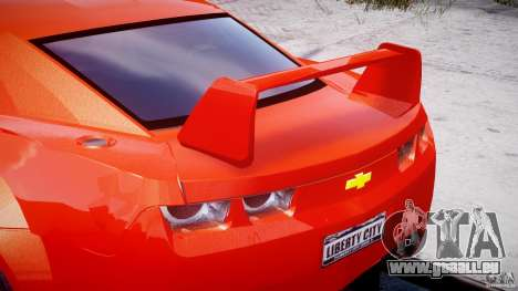 Chevrolet Camaro 2009 pour GTA 4