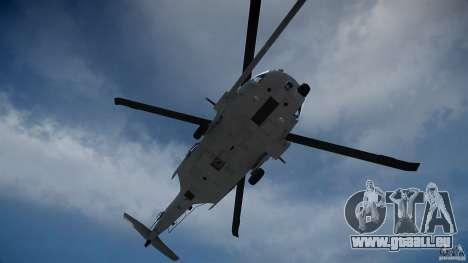 HH-60G Pavehawk pour GTA 4 est un côté