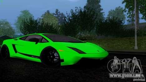 Lamborghini Gallardo LP570-4 Superleggera für GTA San Andreas
