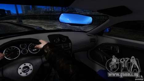Mitsubishi FTO pour GTA 4 Vue arrière