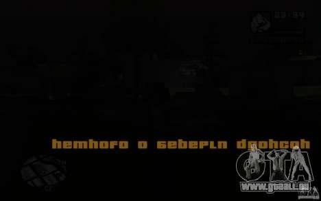 Die Mission von MOM CJ für GTA San Andreas dritten Screenshot