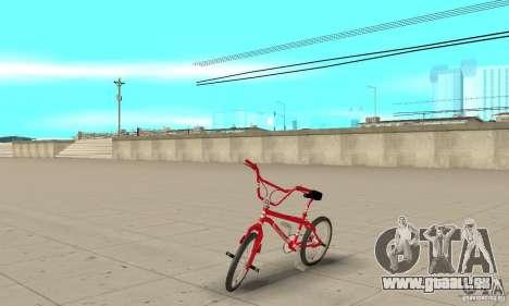 Noxon Jump Bmx pour GTA San Andreas