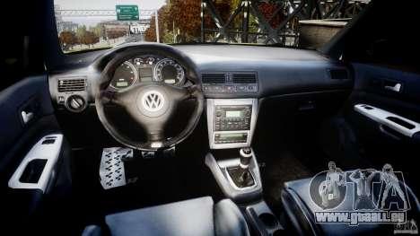 Volkswagen Golf IV R32 für GTA 4 rechte Ansicht