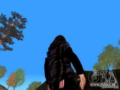 Skrillex pour GTA San Andreas quatrième écran