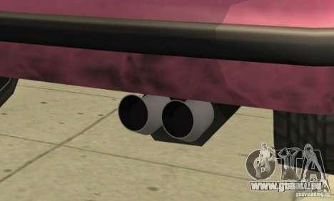 Car Tuning Parts pour GTA San Andreas neuvième écran