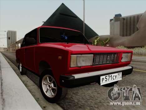 VAZ 21054 pour GTA San Andreas
