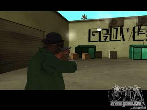 Deux scripts pour une meilleure protection pour GTA San Andreas sixième écran