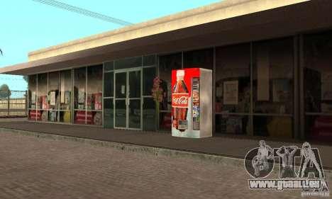 Cola Automat 1 pour GTA San Andreas deuxième écran