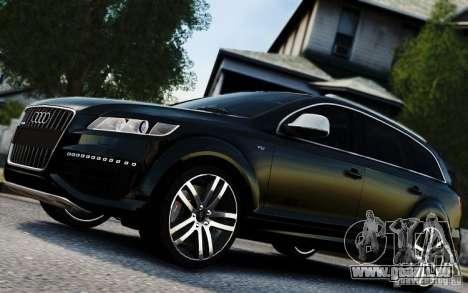 Audi Q7 V12 TDI 2009 pour GTA 4