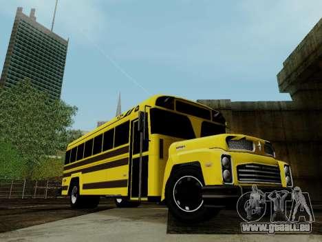 International Harvester B-Series 1959 School Bus für GTA San Andreas