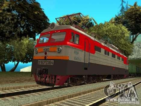 Vl60k 2364 RZD für GTA San Andreas