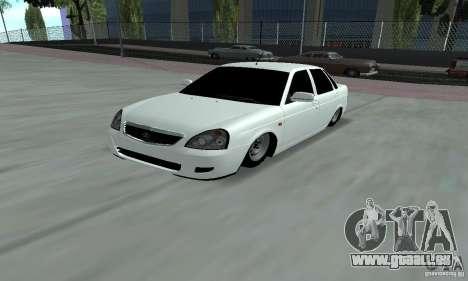 Lada Priora Low für GTA San Andreas