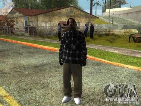 Crips pour GTA San Andreas neuvième écran