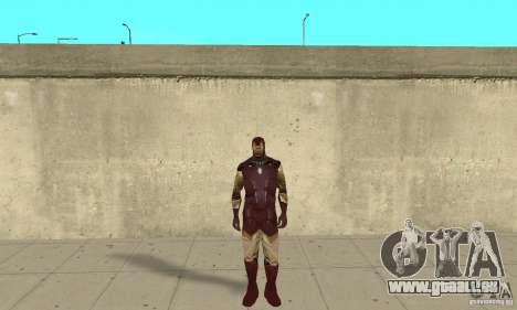 Ironman Mod für GTA San Andreas