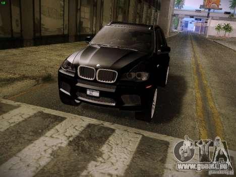 BMW X5M 2011 pour GTA San Andreas