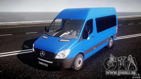 Mercedes-Benz ASM Sprinter Ambulance pour GTA 4