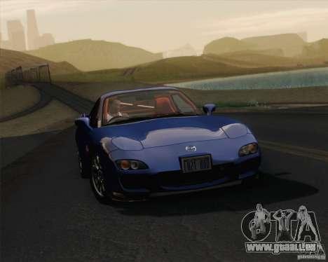 Optix ENBSeries pour PC puissant pour GTA San Andreas quatrième écran