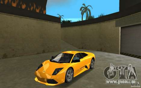 Lamborghini Murcielago LP640 pour GTA Vice City