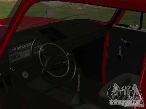 IZH 2715 1982 für GTA San Andreas rechten Ansicht