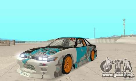 Nissan Silvia S13 NonGrata für GTA San Andreas