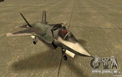 Lockheed F-35 Lightning II pour GTA San Andreas