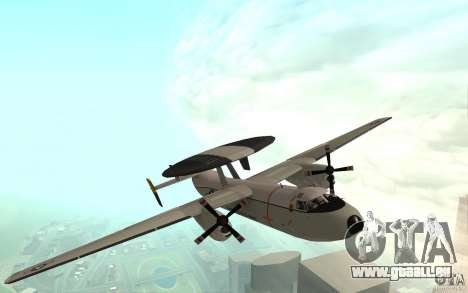 E-C2 Hawkeye pour GTA San Andreas