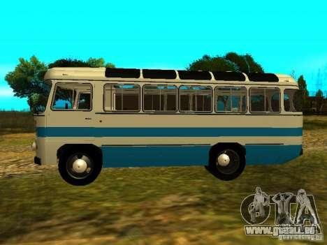 GROOVE-672.60 Version für GTA San Andreas linke Ansicht