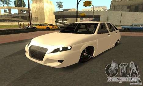 VAZ-2112-Auto Tuning für GTA San Andreas