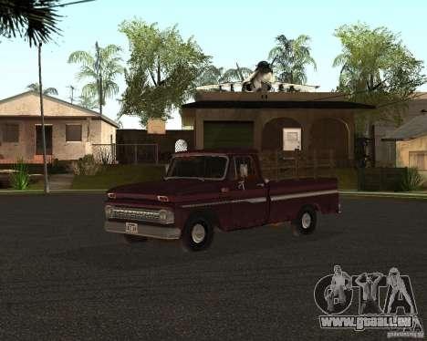 Chevrolet C 10 pour GTA San Andreas